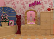 Casper Escape 13 Barbie Room