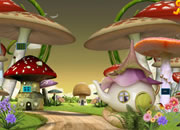 Toadstool Land Escape
