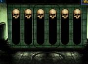 逃出骷髅暗室
