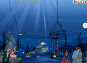 逃离深蓝海底