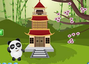 熊猫竹林逃脱