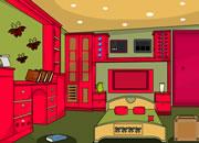 逃出红色卧室