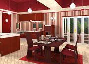 水果厨房18:红色石榴