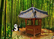 Bamboo Forest Escape