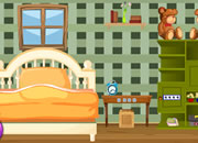 Cartoon House Escape 2