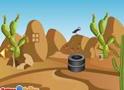 救骆驼逃离沙漠