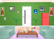 Green Drawing Room Escape