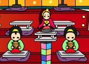 逃出日本玩偶房间