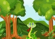 逃离毒蛇森林