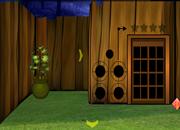 木屋迷宫找金蛋逃脱