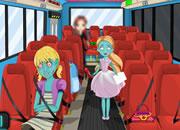 逃离幽魂电车-你困在了一个可怕鬼魂的公交车里,没有人能..