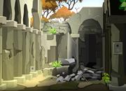 逃离玛雅废墟