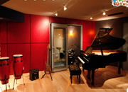 Platinum Elite Sound Recording Room