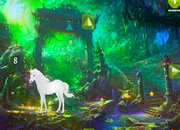 Unicorn Forest Escape