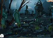 逃离恐怖墓地