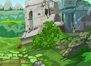 逃离废弃的堡垒