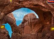 逃离沙漠洞穴