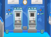 Escape from ATM