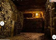 逃离巴黎地下墓穴