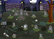 逃离神秘的墓地