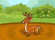 救出沼泽中的小鹿