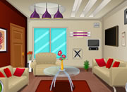 Stylish House Escape 2