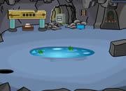 逃出小水洼洞穴