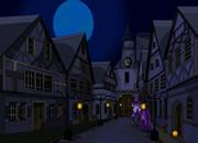万圣夜城市逃脱