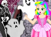 朱丽叶公主逃出鬼城堡