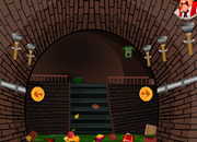 Underground Drainage Escape