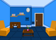 Blessy Blue House Escape