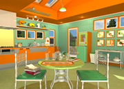 Fruit Kitchens 25 Melon Green