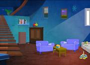 逃出舒适的蓝房子