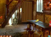 逃出中世纪老房子