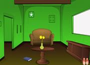 绿色房子寻宝逃脱