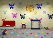 逃出蝴蝶房间33