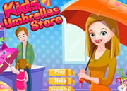 Kid's Umbrella Store
