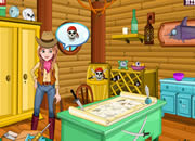 Elsa Cowboy Room Escape