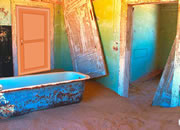 Escape From Kolmonskop At Namib Desert