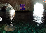 Escape From Blue Grotto Cave