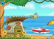 逃离渔民小屋