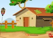 逃离山墙小屋