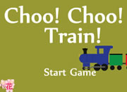 Choo Choo Train Escape