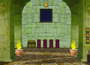 Stone Tiled Prison Escape