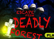 Escape From Deadly Forest