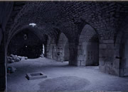 逃离灰暗古城堡