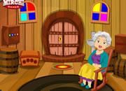 逃离奶奶的小木屋
