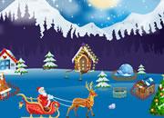 找圣诞礼物- 圣诞老人的礼物丢失了,请你来帮助..