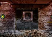 逃离地下废墟