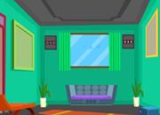 逃出翠绿色的房间